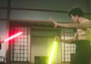 Bruce Lee è meglio con le spade laser