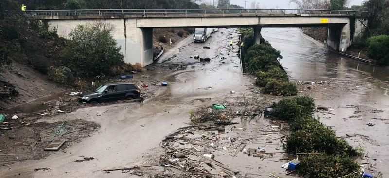 Le alluvioni nel sud della california il post for Cabine romantiche nel sud della california