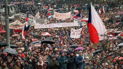 La fine della Cecoslovacchia, 25 anni fa