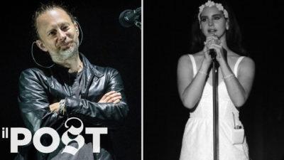"""""""Get Free"""" di Lana Del Rey è un plagio di """"Creep"""" dei Radiohead?"""