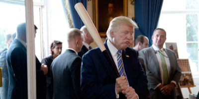 Trump dice che ha il pulsante per le armi nucleari più grosso