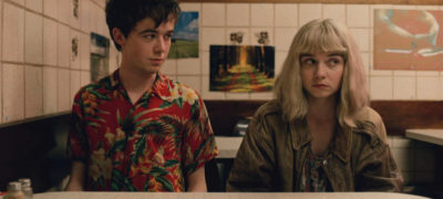 "L'avete vista ""The End of the F***ing World""?"