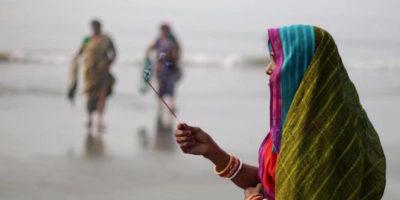 Le foto del Makar Sankranti, in India