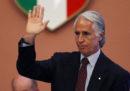 Il presidente del CONI Giovanni Malagò sarà il commissario straordinario della Lega Serie A