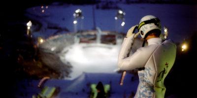 Le Olimpiadi invernali di una volta