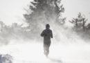 Le foto del gran freddo sulla East Coast degli Stati Uniti