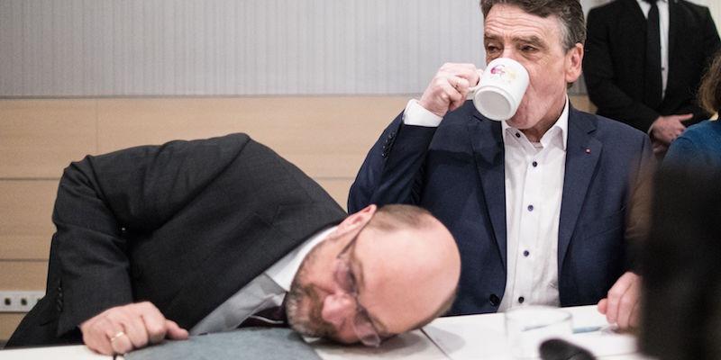 Germania: ultimo giorno lavoro per Schulz?