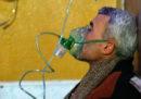 Gli Stati Uniti hanno accusato il regime di Assad di avere compiuto un attacco col cloro vicino a Damasco