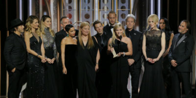 Tutti i vincitori dei Golden Globe 2018