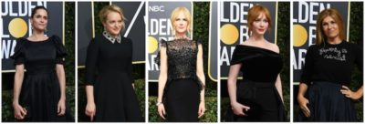Golden Globe, le foto dal red carpet