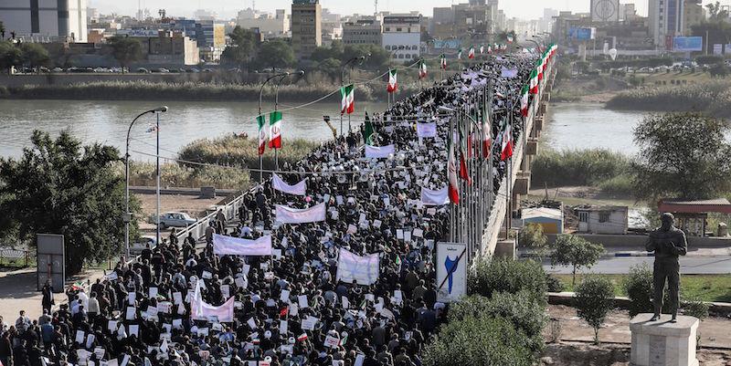 Iran, in campo le Guardie Rivoluzionarie per reprimere focolai protesta