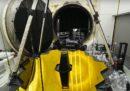 Come si mette in freezer un gigantesco telescopio spaziale