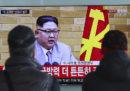 Il dittatore nordcoreano Kim Jong-un ha tenuto un discorso con aperture e minacce insieme