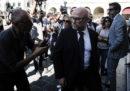 Il sindaco di Livorno Filippo Nogarin è indagato per concorso in omicidio colposo nell'inchiesta sull'alluvione dello scorso settembre