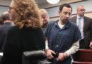 La condanna a Larry Nassar