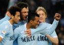 La Lazio ha battuto per 3 a 0 l'Udinese, nel recupero della 12esima giornata di Serie A giocato stasera