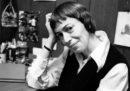 È morta la scrittrice di fantascienza Ursula K. Le Guin