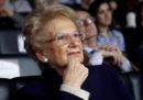 Liliana Segre è stata nominata senatrice a vita