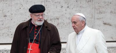 Un importante cardinale ha criticato le parole di papa Francesco sulle vittime di abusi sessuali