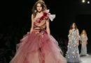 Marchesa, l'azienda di moda dell'ex moglie di Weinstein, ha cancellato la sua sfilata di New York