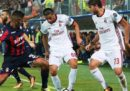 Milan-Crotone in streaming e in diretta TV