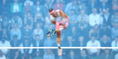 Le prime foto dagli Australian Open