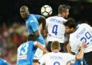 L'Atalanta ha battuto il Napoli 2-1 e si è qualificata alle semifinali di Coppa Italia
