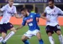 Dove vedere Napoli-Bologna in streaming e in diretta TV