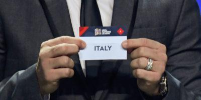Le avversarie dell'Italia nella Nations League