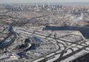 New York dopo la bufera di neve
