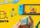 Nintendo vuole farci divertire col cartone