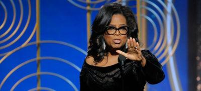 Oprah Winfrey dice che non le interessa candidarsi a presidente degli Stati Uniti