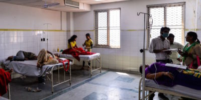Quelli che vanno a curarsi in India