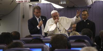 Papa Francesco si è scusato per le sue dichiarazioni sulle vittime di abusi sessuali in Cile