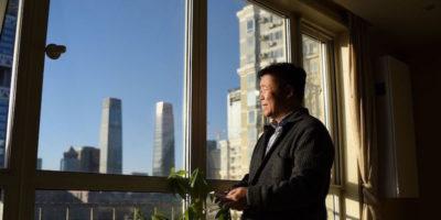 Il cielo di Pechino è tornato azzurro