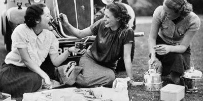 Nostalgia dei picnic