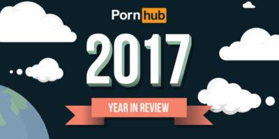 Il 2017 di Pornhub