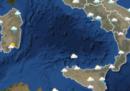 Le previsioni meteo di venerdì 12 gennaio