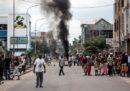 Almeno 5 persone sono morte durante delle proteste antigovernative nella Repubblica Democratica del Congo