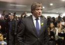 Non è stato riattivato il mandato di arresto europeo per l'ex presidente catalano Carles Puigdemont