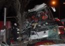 11 persone sono morte in un incidente stradale che ha coinvolto un pullman in Turchia