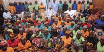 Vi ricordate di #BringBackOurGirls?