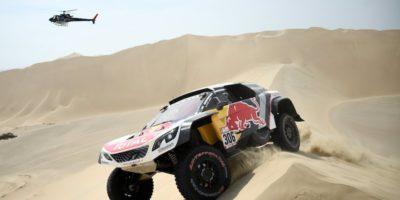 Le prime belle immagini del Rally Dakar