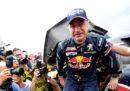 Carlos Sainz ha vinto il Rally Dakar 2018