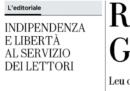 L'editoriale di Repubblica sulle accuse all'ex editore Carlo De Benedetti