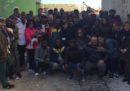 Il paese dove protestano a favore dei migranti