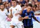 Come vedere Roma-Atalanta in diretta TV e in streaming