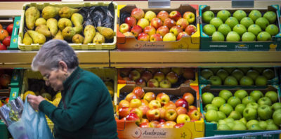 Ci sono novità sui sacchetti per la frutta e la verdura