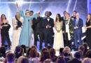Le foto e i vincitori dei SAG Awards 2018