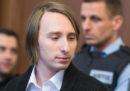 L'uomo sotto processo per le bombe al bus del Borussia Dortmund dello scorso 11 aprile ha ammesso di avere attivato la detonazione